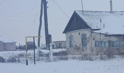 Республикалық жол бойындағы жұпыны ауылды көрген Сапарбаев үйлердің сыртын әктеуге шақырды