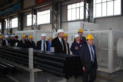 Актюбинские компании смогут принять участие в проектах «Тенгизшевройл»